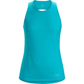 Arc'teryx Tolu Koszulka bez rękawów Kobiety niebieski
